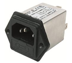 INLET WITH FUSE - MF150