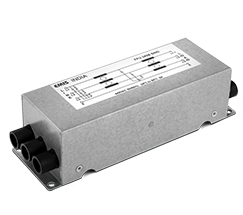 Dual Stage High Performance Stage Filters - MF423 3 3D