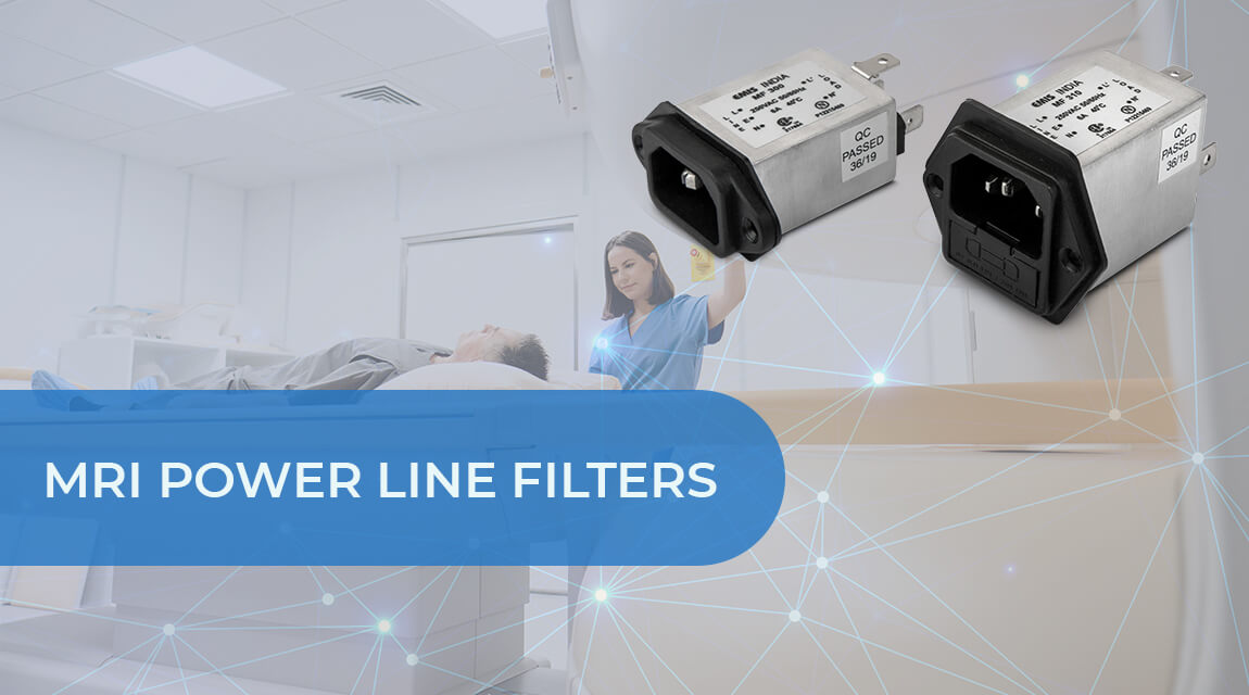 emi filers for mri devices, emi filters for mri scanners